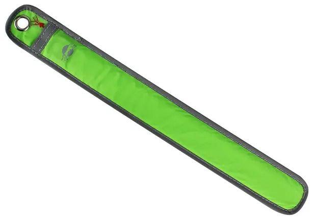 Pulseira Guepardo Sinalizador de Segurança Verde