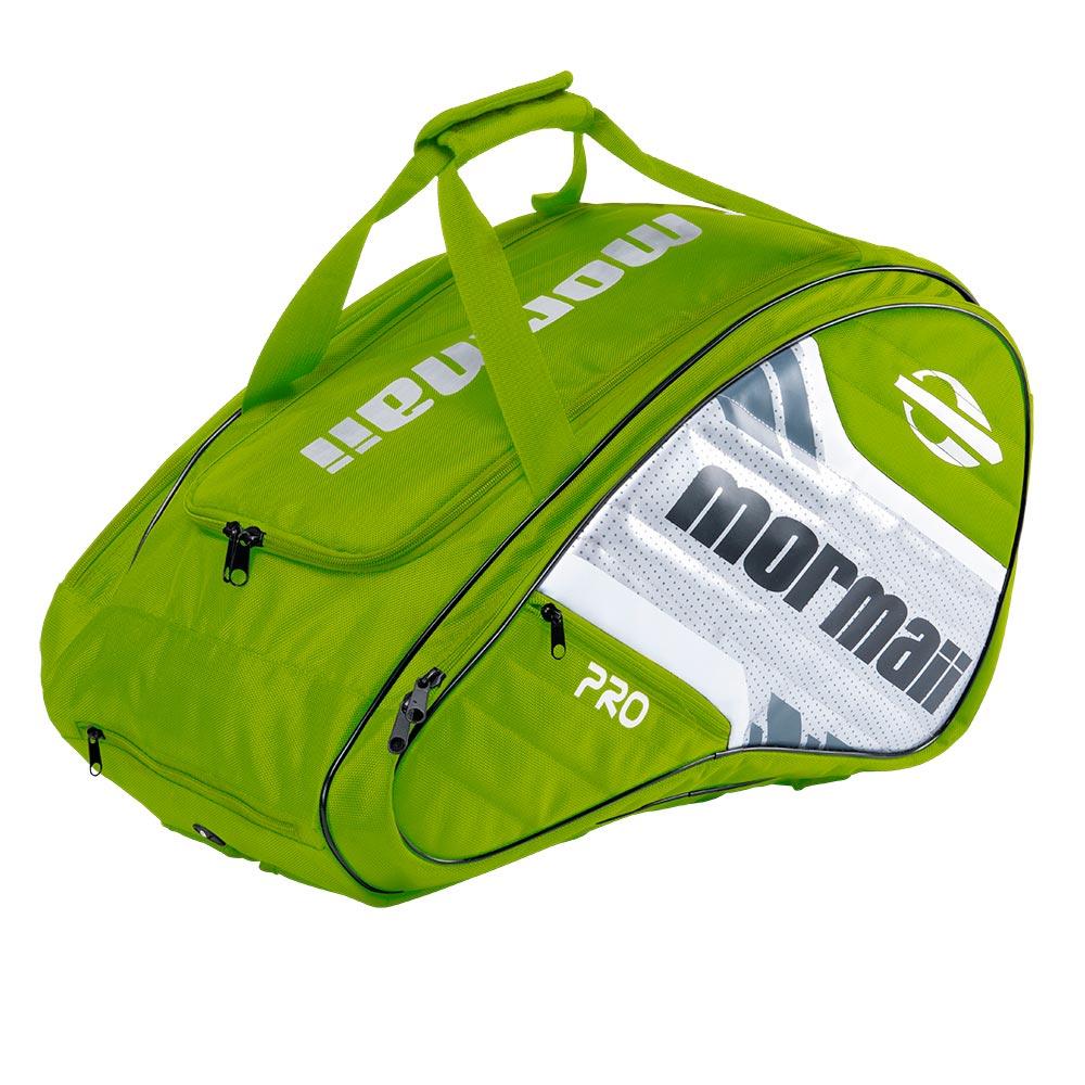 Raqueteira Mormaii Beach Tennis Pro C/ Compartimentos - Limão