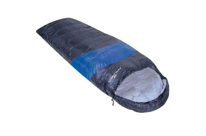 Saco de Dormir Nautika Viper Azul e Preto