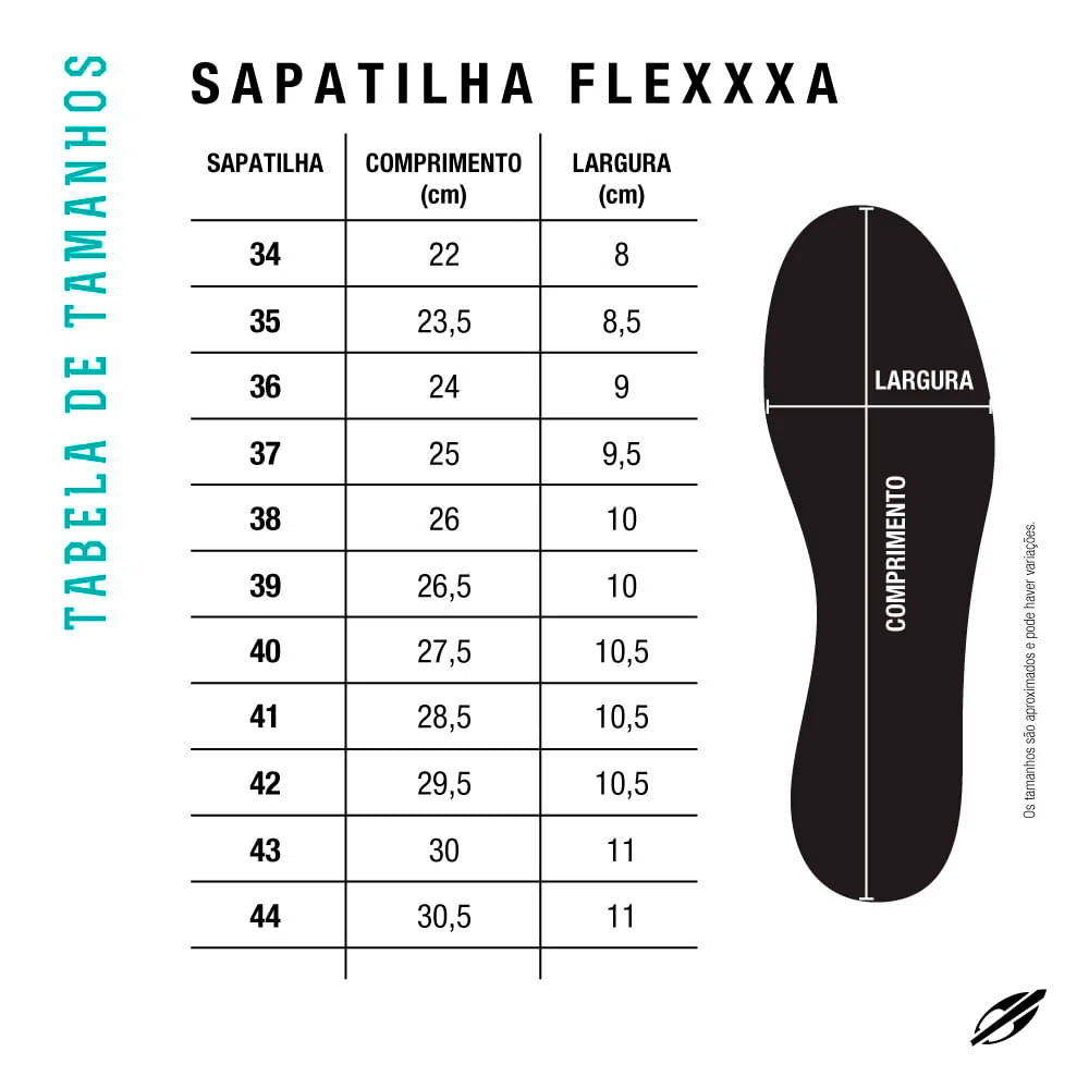 Sapatilha de Neoprene Multisports  Mormaii Flexxxa (Original)