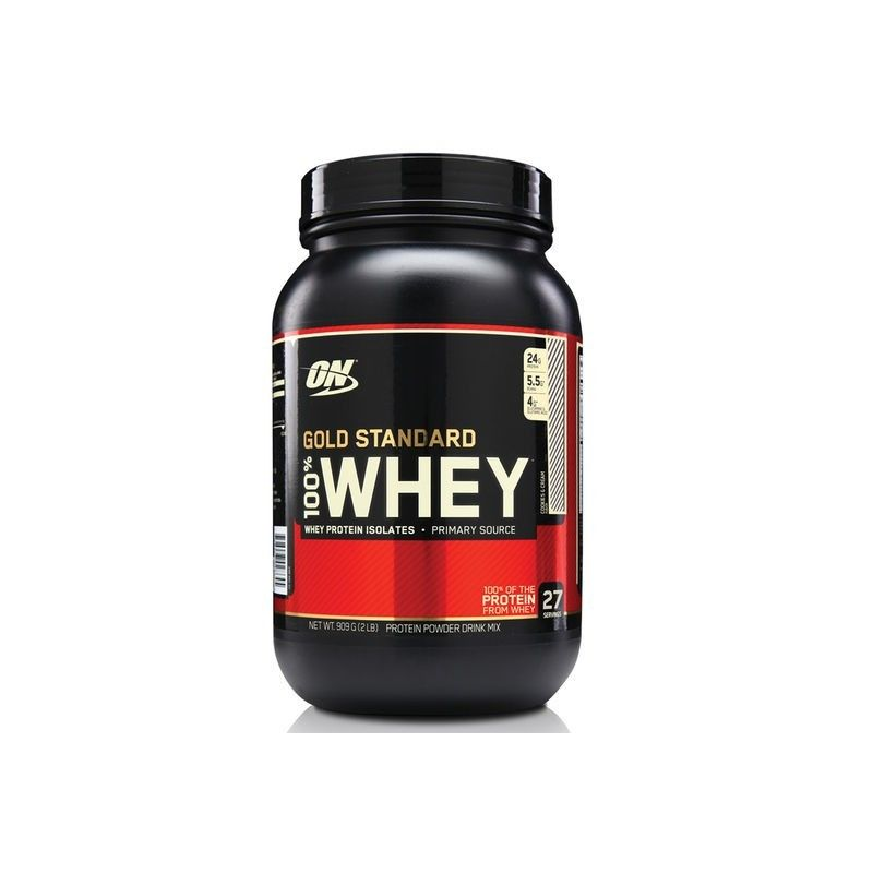 100% Whey Gold Standard (906g)