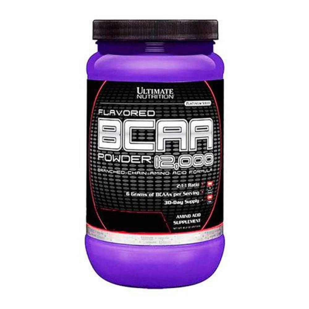 BCAA 12.000 Powder (400g) - No Flavour