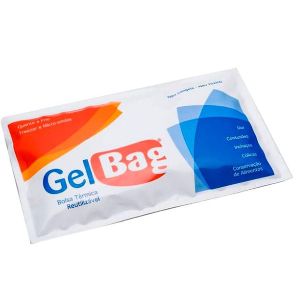 Bolsa Térmica Gel Bag reutilizável Carbogel