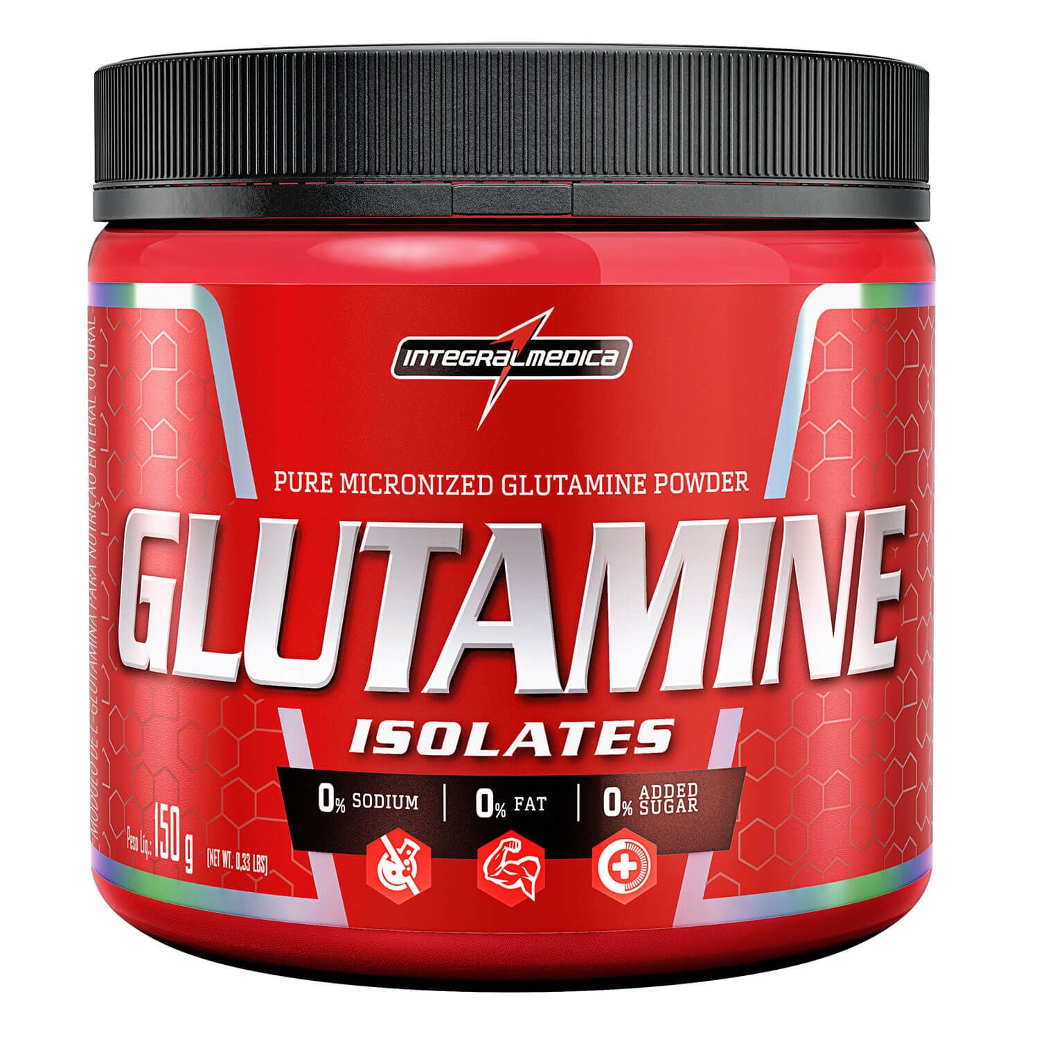 Glutamine Isolates (150g)