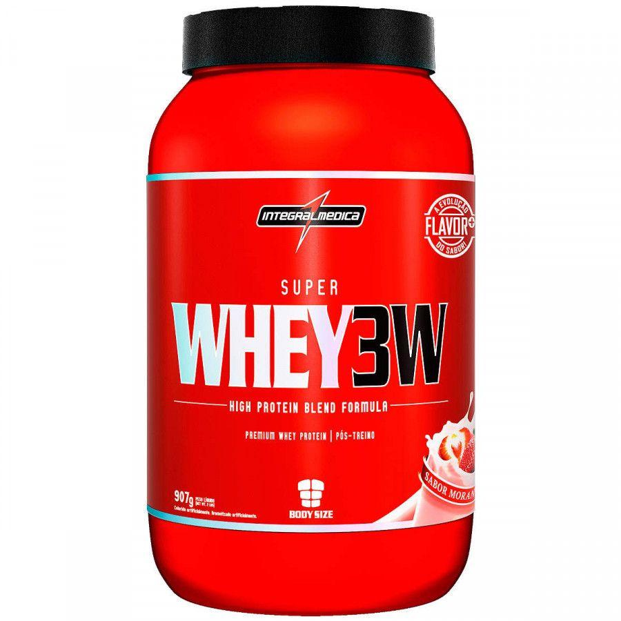 Super Whey 3W (907g)