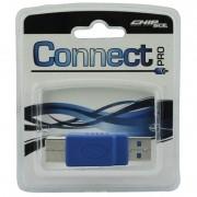 Adaptador USB 3.0 B Fêmea para A Macho ChipSce - 039-0131