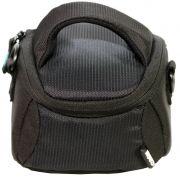 Bolsa Case Easy EC-9906-A para Câmera Semi Profissional ou Lentes 18-55mm e 50mm