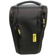 Bolsa Verta EZ-LZ-14 para Câmera DSLR e Acessórios Fotográficos