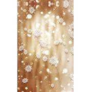 Fundo Infinito Fotográfico Temático em Tecido Lavável Dry-fit - Tema Natal 19