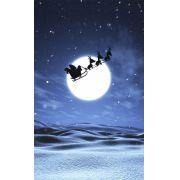 Fundo Infinito Fotográfico Temático em Tecido Lavável Dry-fit - Tema Natal 31