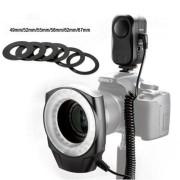 Iluminador Circular Macro Ring 48 LED Godox
