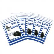Kit com 5 Blocos de Papel Sou Foto KLC-002 para Limpeza de Lentes Fotográficas e Óticas