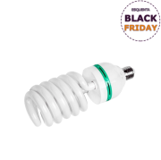 Lâmpadas Fluorescentes Espiral 85 Watts 5500K Greika