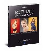 Livro 50 Esquemas de Luz para Fotos de Modelos - Editora Europa