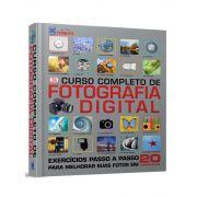 Livro Curso Completo de Fotografia Digital - Editora Europa