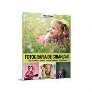 Livro da Coleção Fotografia Social - Volume 5: Fotografia de Criança - Editora Europa