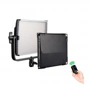 Luz de Led Iluminador 60w para Foto e Vídeo com Controle Remoto Greika GK-1000B PRO