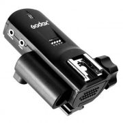 Receptor para Rádio Flash Godox Reemix 3 em 1 RMR-II para Flash de Estúdio, Speedlite e Câmera