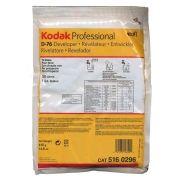 Revelador Kodak D 76 para 3.8 Litros
