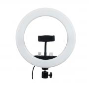 Ring Light 20W Iluminador de LED 26cm Luz para Foto e Vídeo (sem tripé)