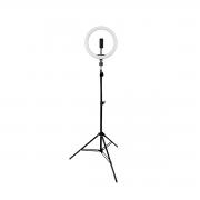 Ring Light 26cm com Tripé de iluminação 2 metros TPI-200