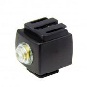 Sapata para Flash de Câmera Sony e Minolta HYK-6 Hot Shoe