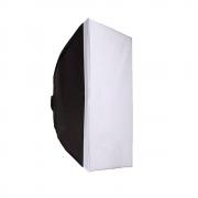 Softbox 50X70cm com Montagem Bowens para Estúdios Fotográficos