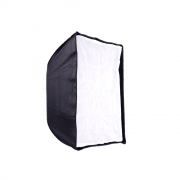 Softbox Greika 90x90cm para Flash de Estúdio de Conexão Bowens