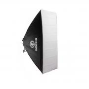 Softbox Quádruplo Vareta 50x70cm Greika para Estúdios Fotográficos