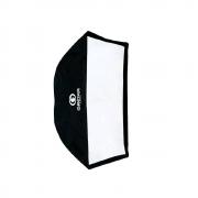 Softbox Sombrinha 60x90 Universal para Iluminação de Estúdio