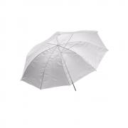 Sombrinha Difusora Branca 84cm para Iluminação de Fotos e Vídeos Greika YU304-84