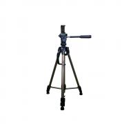 Tripé de Câmera Weifeng WT-3730 153cm com Suporte Adaptador para Celular para Fotos e Vídeo