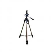 Tripé para Câmera DSLR com Suporte Adaptador para Celular Weifeng WT-3710