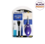Kit de Limpeza 8 em 1 Easy EC-A7106 para Equipamentos Óticos e Fotográficos