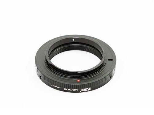 Adaptador de Lentes Tipo T para Câmeras Nikon F LMA-TMNK