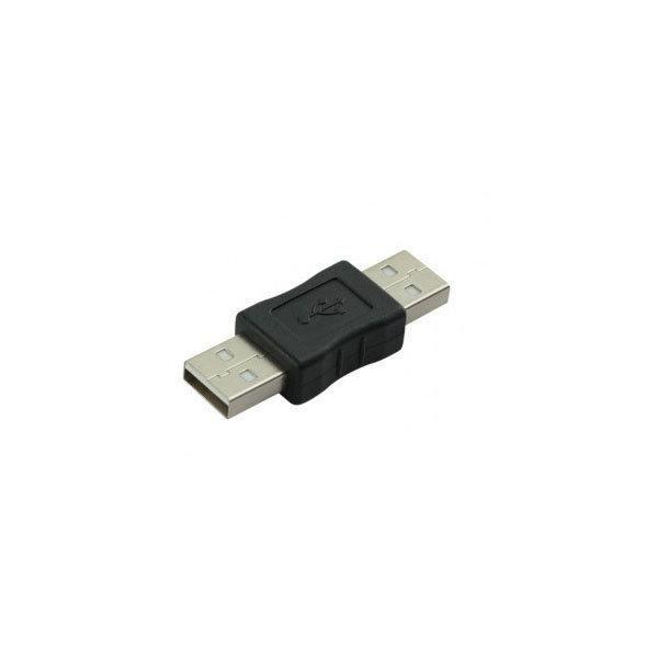 Adaptador Emenda USB 3.0 A Macho para A Macho ChipSce - 033-8182  - Fotolux