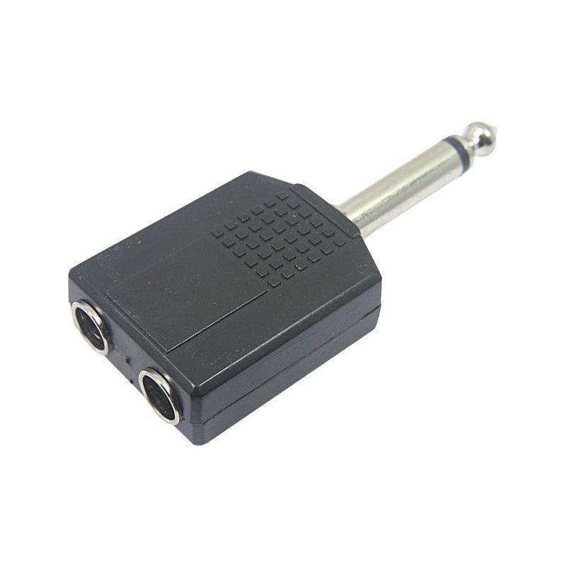 Adaptador P10 Mono para 2 J10 Mono ChipSce - 003-0681  - Fotolux