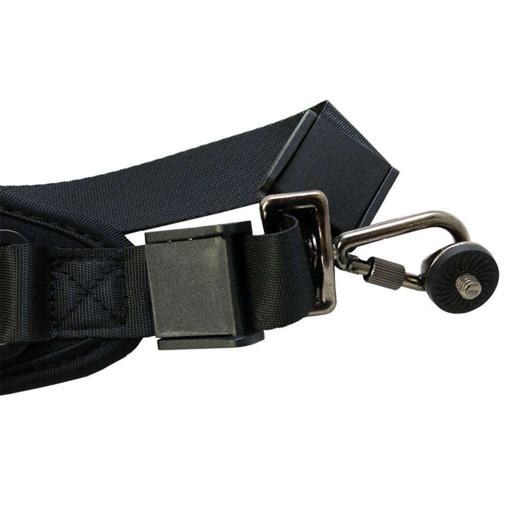 Alça de Ombro com Engate de Segurança Greika PK-CS010H para Câmera DSLR  - Fotolux