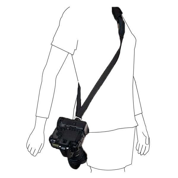 Alça de Ombro Safe e Fast Easy SK-01 EC-CAM-01 para Câmera Digital