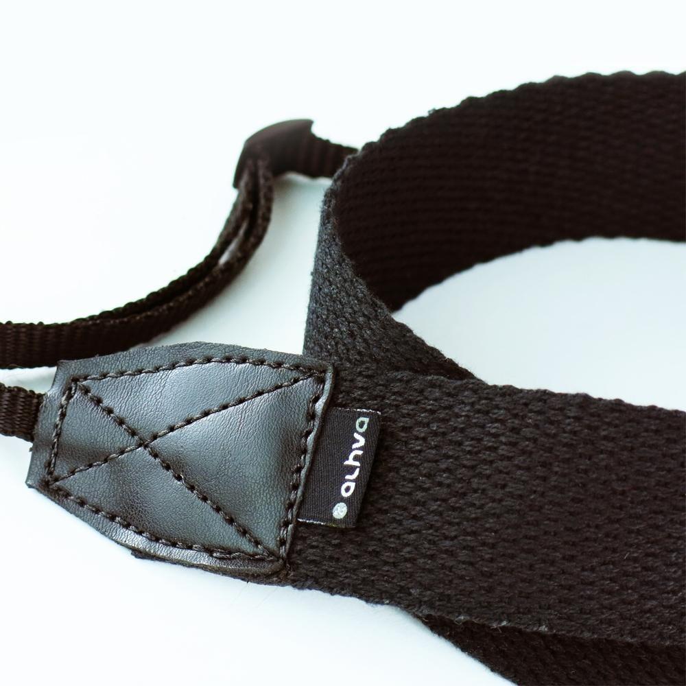 Alça de Ombro Simples para Câmeras DSLR Cotton Strap Alhva