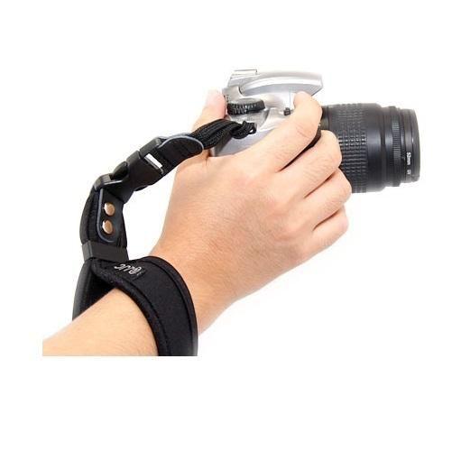 Alça de Pulso Neoprene JJC ST-1 para Câmera Fotográfica  - Fotolux