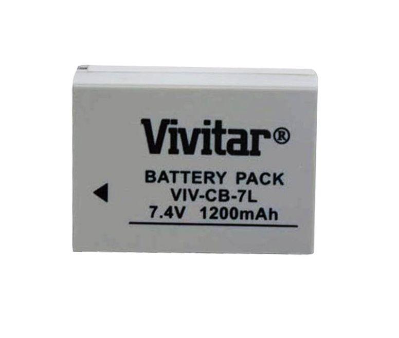 Bateria Recarregável Vivitar VIVCB7L Canon NB-7L