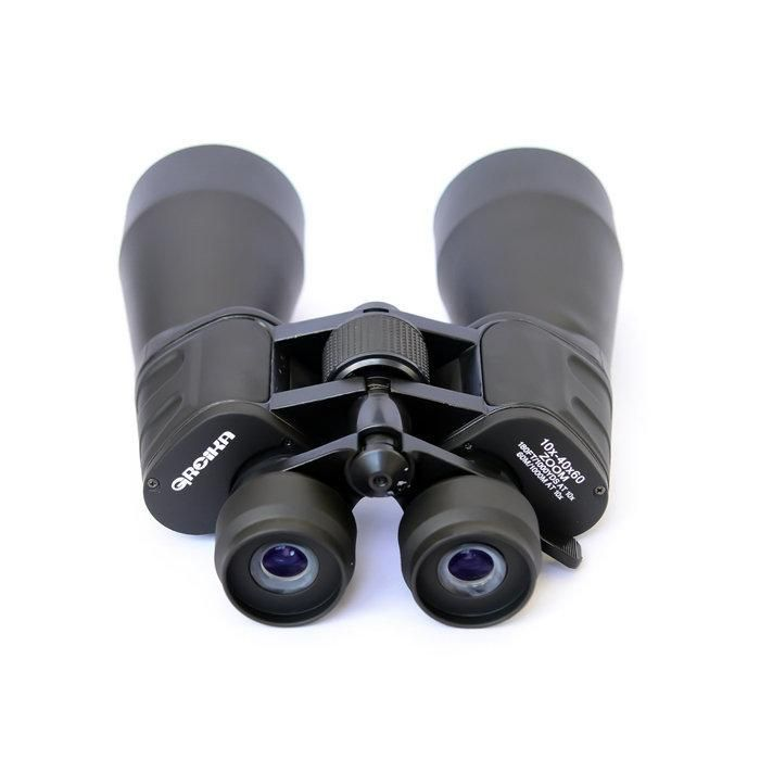 Binóculo Zoom Greika Ampliação 10 à 40x 60mm Lentes UV e Prismas BAK4