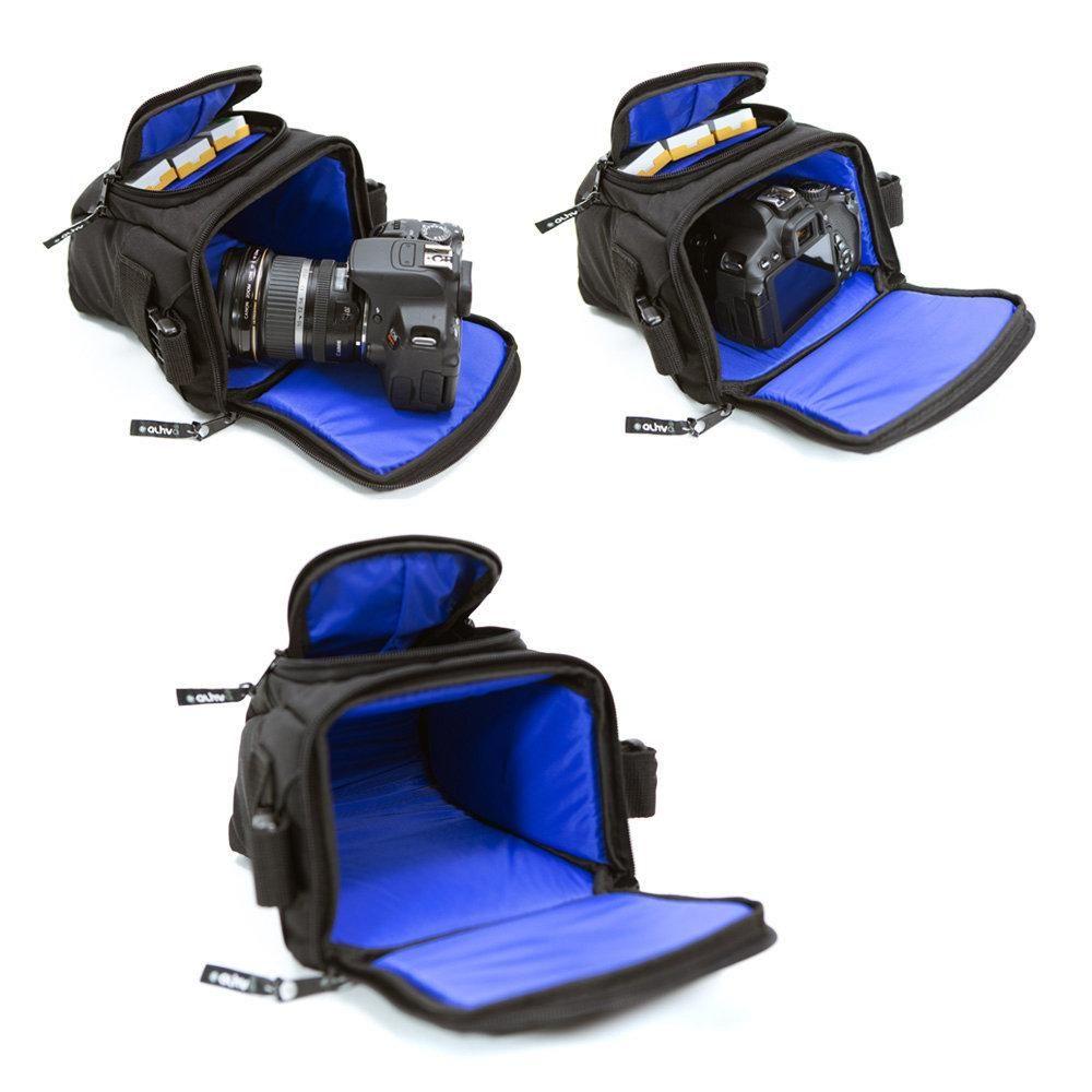 Bolsa Case Alhva Mono I para Câmeras DSLR  - Fotolux