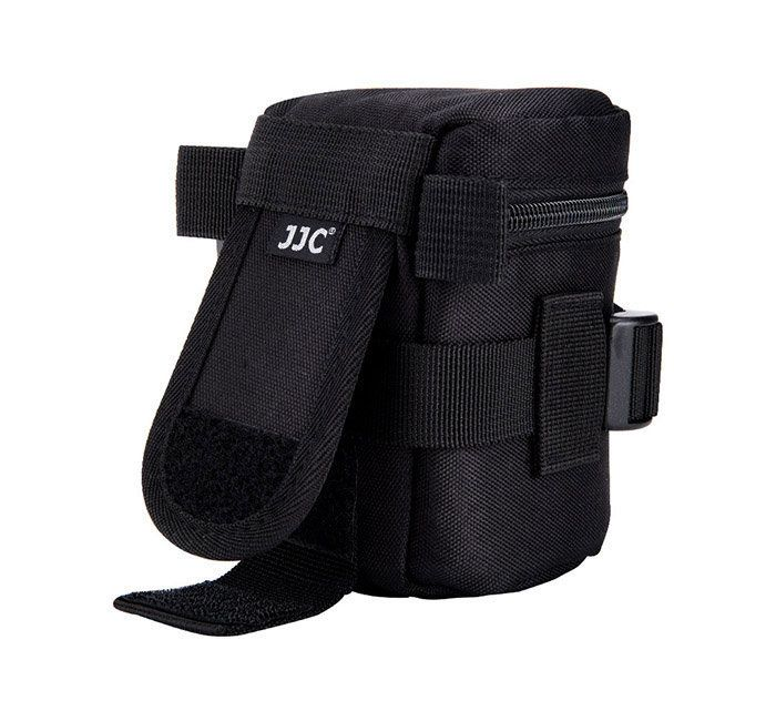 Bolsa Case para Lente Fotográfica Case JJC DLP-1  - Fotolux