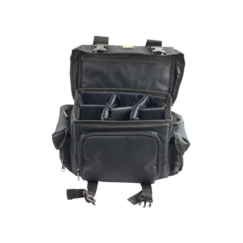 Kit com Bolsa Fotográfica Easy EC-8173 e  Kit de Limpeza Easy Ec-A7106 para Câmera e Acessórios  - Fotolux