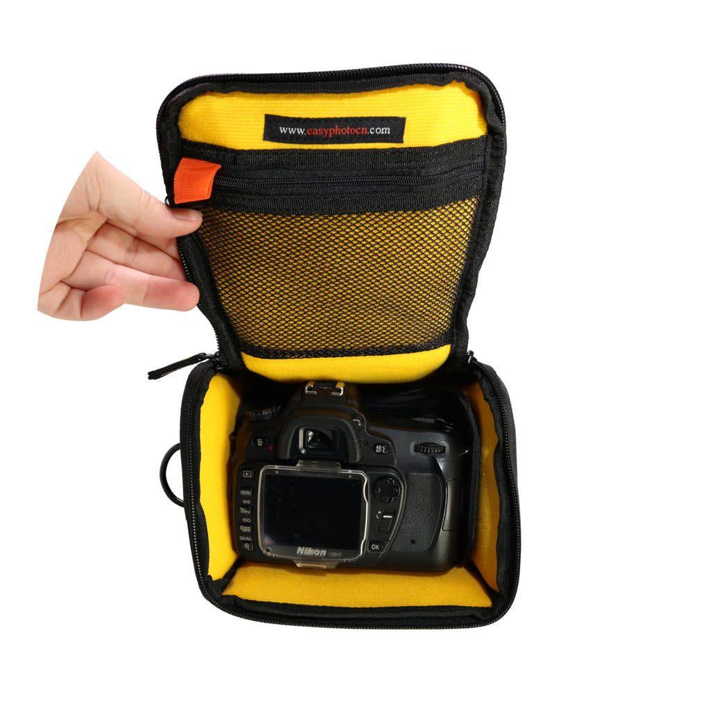 Bolsa Easy EZ-CAM-14S para Câmera e Acessórios Fotográficos