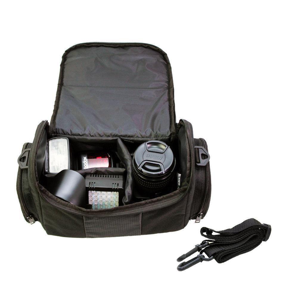 Bolsa Easy EZ-F-107XL para Câmeras DSLR e Acessórios Fotográficos