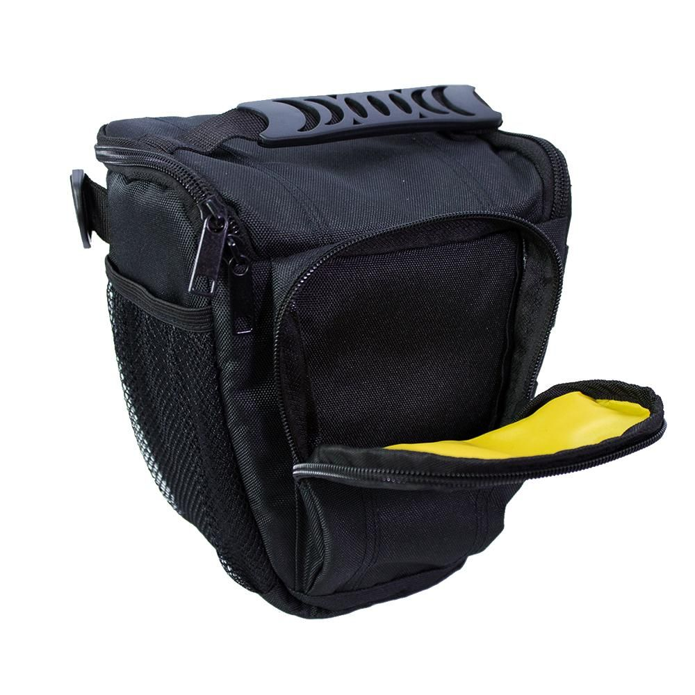 Bolsa Fotográfica Easy EC-8160 com Alça de Tiracolo para Câmeras DSLR