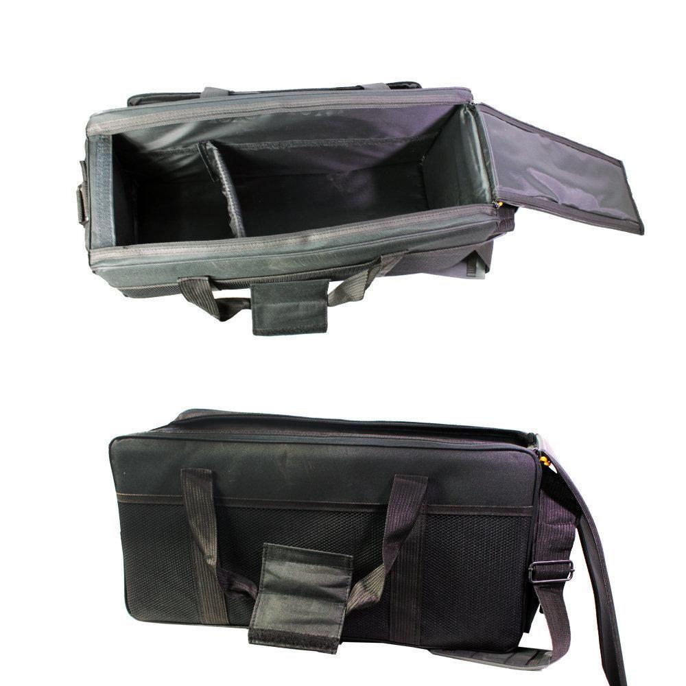 Bolsa Fotográfica Greika ZD-H7 para Filmadoras e Acessórios